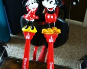 Vintage Disneyland Back Scratchers, Set of 2