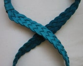 Ultra Thick Leather Headband - More Colors Available