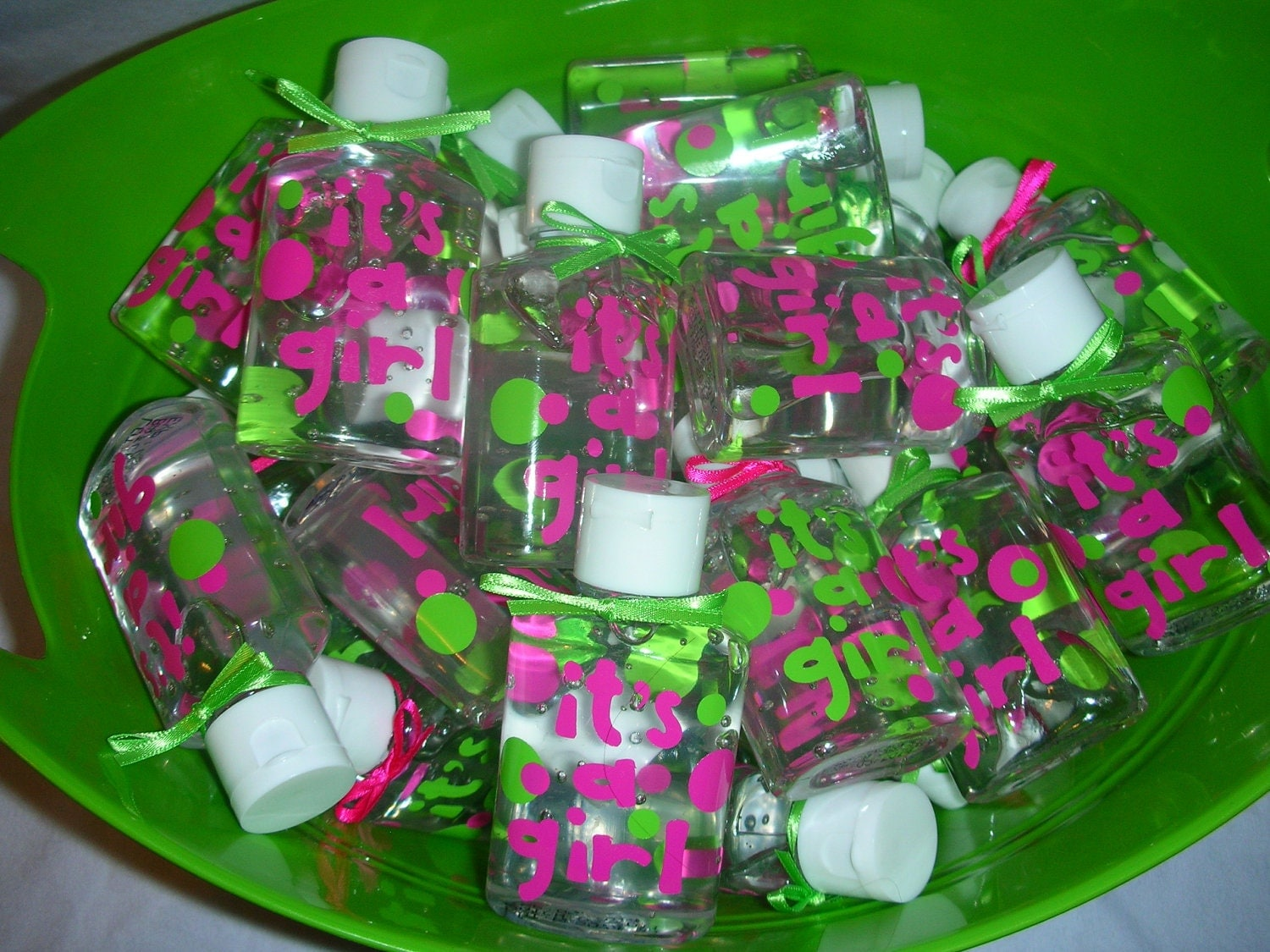 personalized 2oz hand sanitizer favors by bamakelli21 on etsy