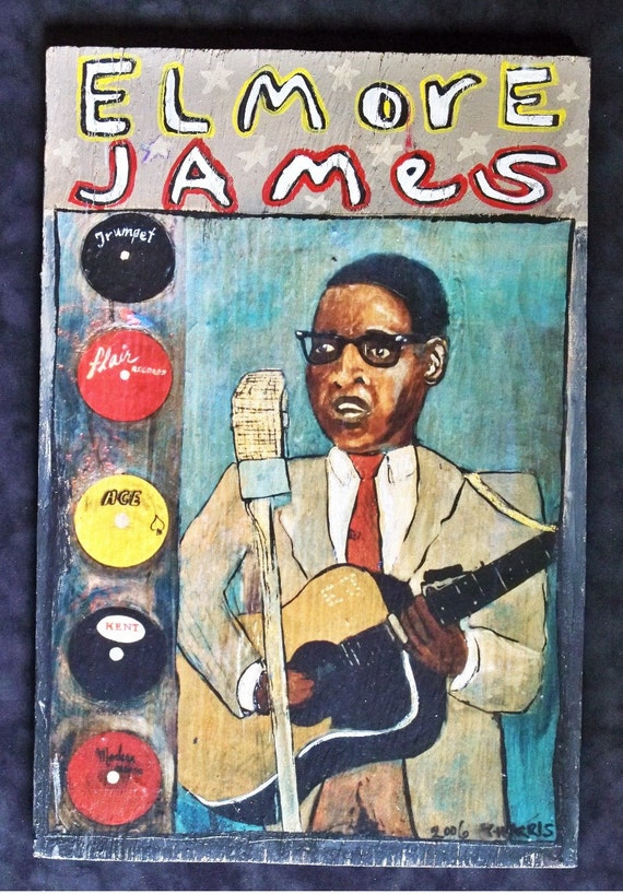 Elmore James Original Folk Blues