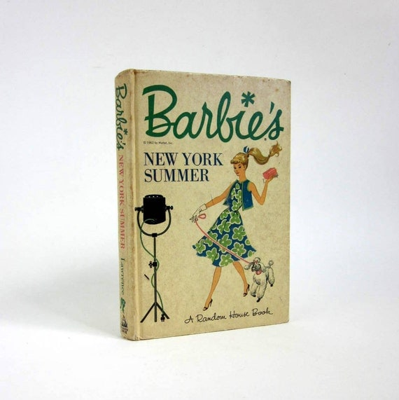 Barbie's New York Summer by Cynthia Lawrence 1962