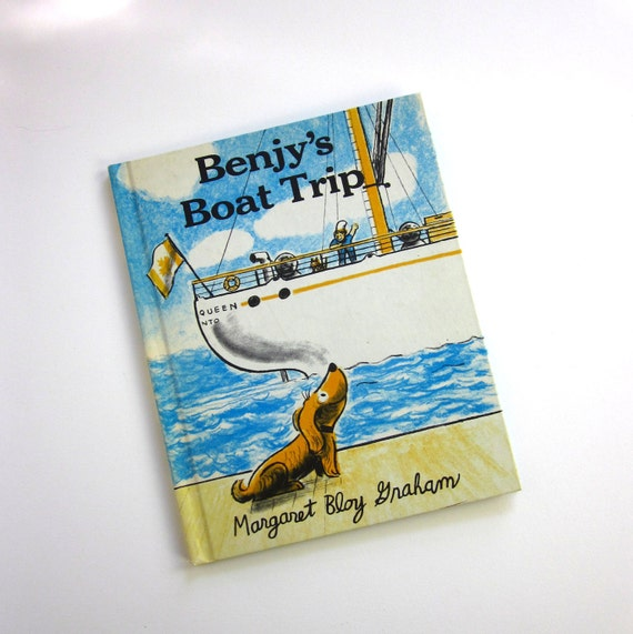 Benjy's Boat Trip by Margaret Bloy Graham 1977
