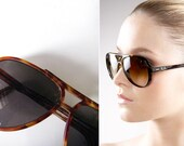 The Tortoise Shell Aviator Shades
