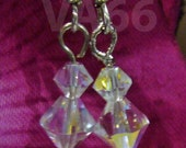 Earrings Swarovski Crystal Custom Made Choose Colour Everyday earrings elegant, girl, gift, birthday