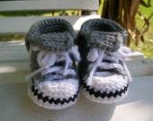 Baby Chucks - Gray