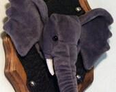 Mounted Elephant