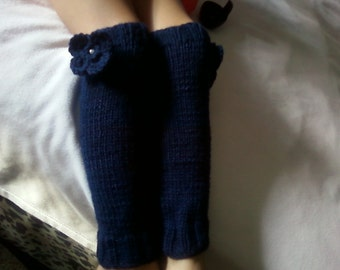 Knitted Legs Warmers,  Girls Legs warmers, Christmas Gift, Fashion Fall , Boot Sock,Girls Clothing, Boot Cuff
