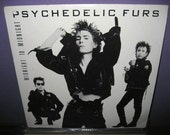 Vinyl Record Album The Psychedelic Furs - Midnight To Midnight LP 1986 Pop UK New Wave