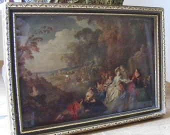 Kenwood House London The Iveagh Bequest Framed Postcard