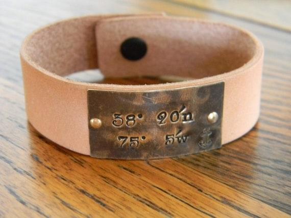 leather latitude and longitude