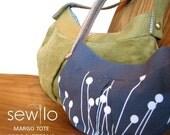 Margo Tote PDF Sewing Pattern
