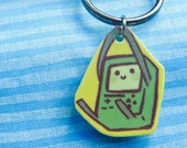 Beemo key chain Adventure time