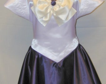 Sailor Uranus Scout Costume Cosplay Adult Women's Size Custom Fit 4 6 8 10 12 14 Sailor Moon