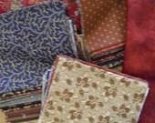Civil War Images fabric kit