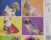McCall's M5502 (2007 pattern) Brand New Dog Costumes Pattern