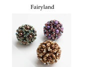 Fairyland Pendant Pattern PDF file