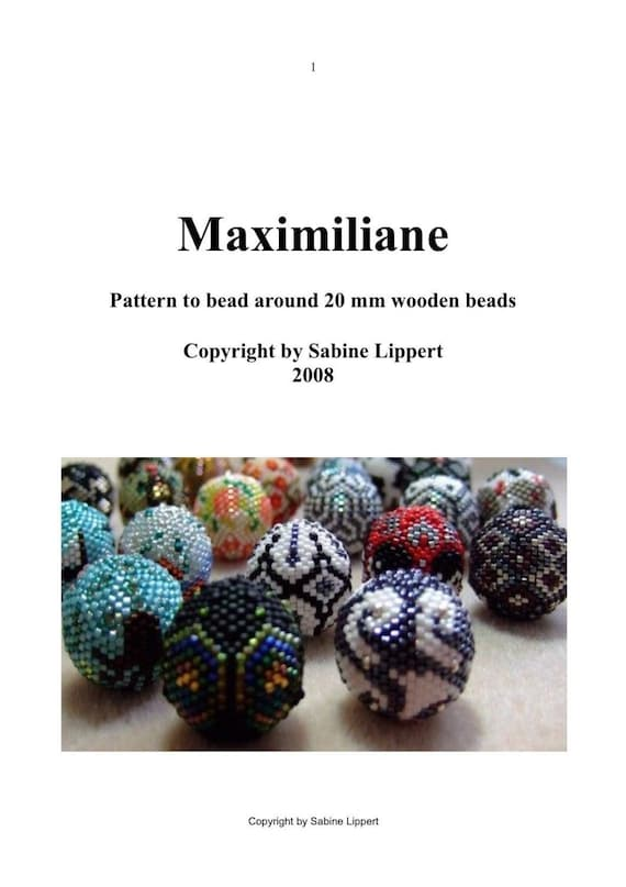 Maximiliane, PDF file