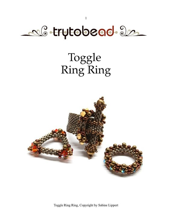 Toggle RingRing pattern PDF file