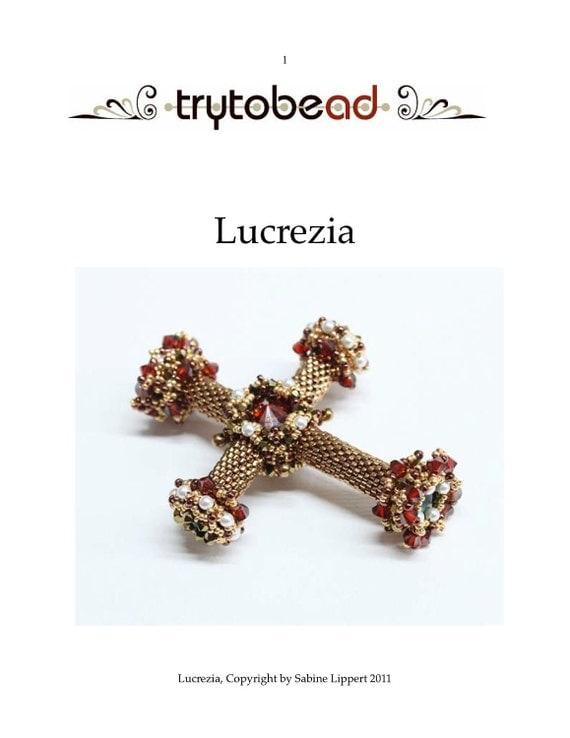 Lucrezia Pendant Pattern PDF file