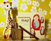 Baby Milestone Calendar