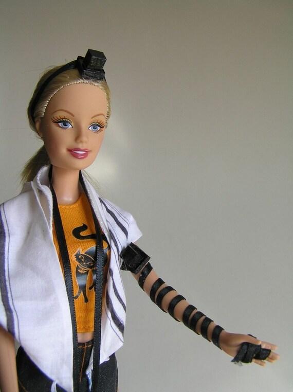 Tefillin Barbie