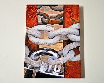SALE - 20x15 inch Ready to Hang Gallery Wrap Canvas - 350 Hardened