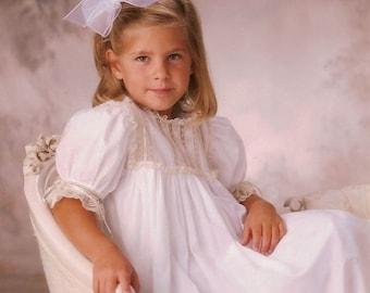 Kathryn French Sewn Heirloom Dress