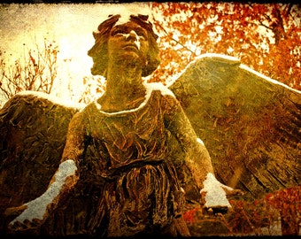 Golden Angel of Hope