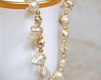 Golden Beach Necklace