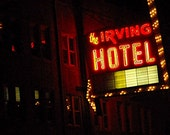Items similar to chicago photography mid century vintage for Irving hotel chicago
