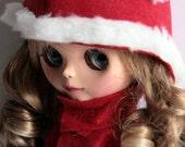 Silviacat - Christmas coat for Blythe