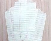 Little Notebook Paper Bags (20)