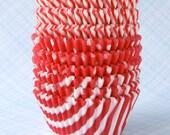 Red Mix Cupcake Liners - set 3 (60)