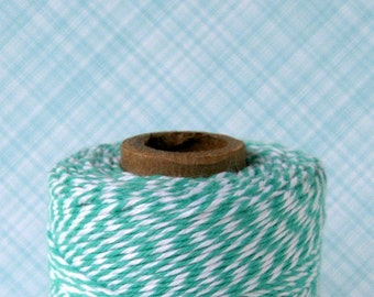 Caribbean Teal Baker's Twine (240 yards)