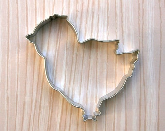 Baby Chick Cookie Cutter - Easter, Farm Birthday Party, Spring
