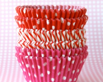 Valentine's Mix Cupcake Liners (60)