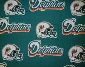 Miami Dolphins Fabric