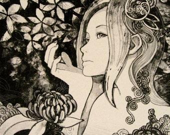 Purity of Chrysanthemum