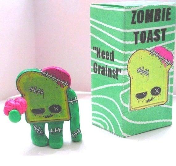 Zombie Toast (V2)