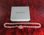 Silver Tiffany Necklace