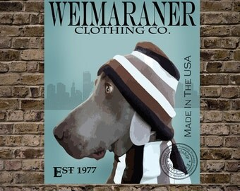 Weimaraner Clothing Company