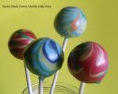 Marble Cake Pops for Shannon Sanchez 4 dozen