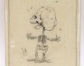 Pigpen Skeleton (Panel)