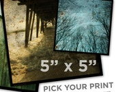 Pick Your Print, Pick Your Size Size Rovinato 5 in x 5 in Print
