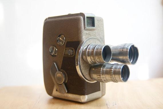 Movie Camera, Revere 8 Model 84, Circa 1940