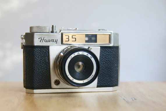 Howay Anny35 Camera, Working