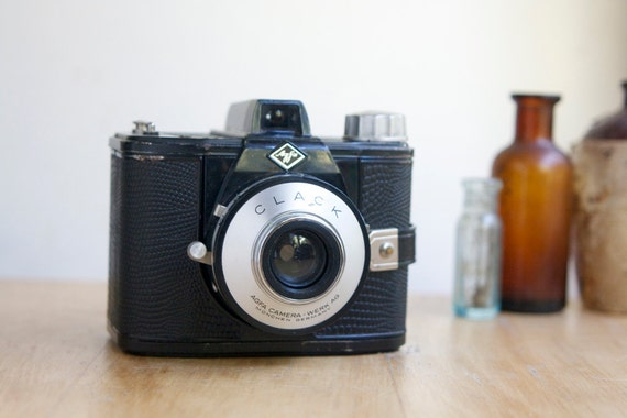 RESERVED Camera, Agfa Clack