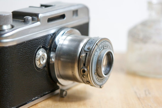 Working Camera, Argus A3, Rare, on Sale