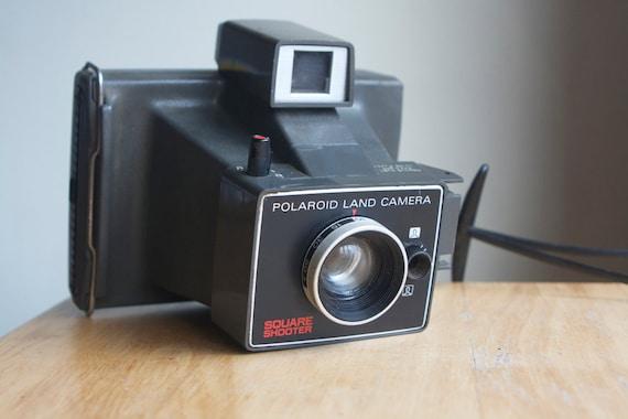 Polaroid Camera, Square Shooter, On Sale, Fun Dorm Decor