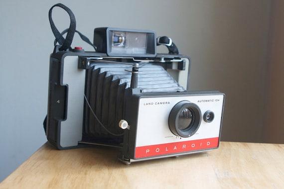 Polaroid Camera, 104 Land
